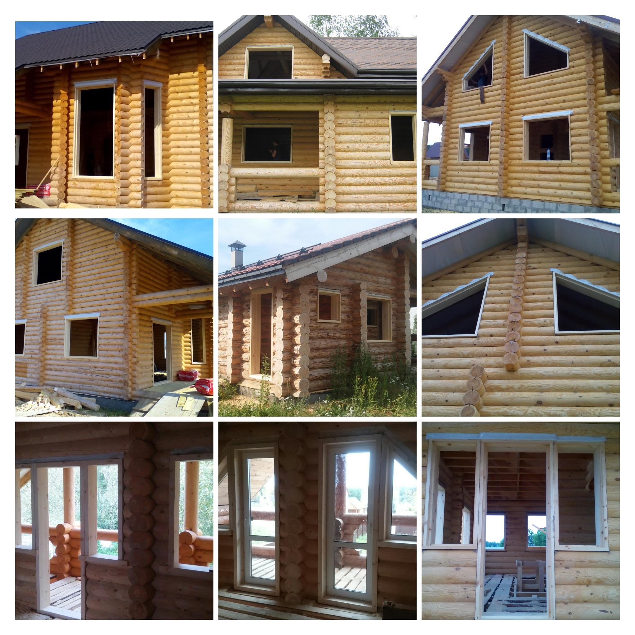 Русобсада - Обсада в деревянном доме