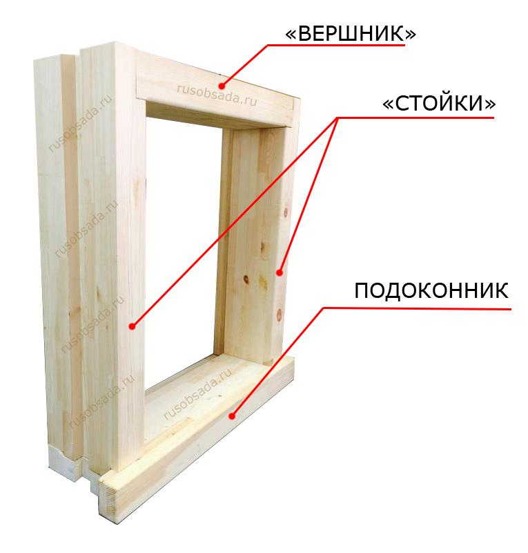 Изготовление обсады в деревянном доме своими руками 87