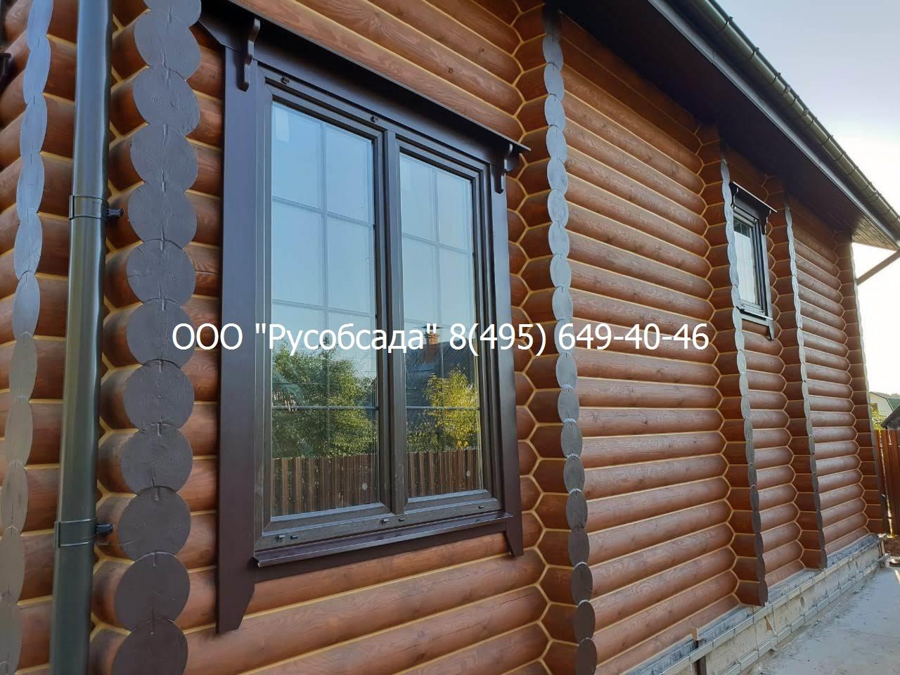 Финский наличник в деревянный дом