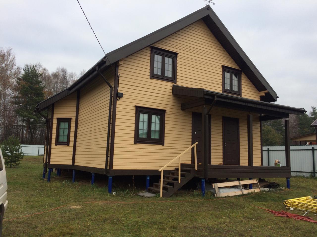 Наличники на окна в деревянный дом