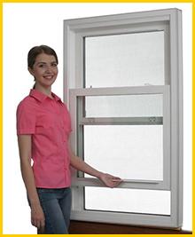 Вертикальные окна слайдер