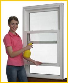 Окна слайдер вертикально сдвижные