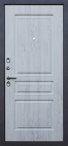 Вариант расцветки внутренних дверей