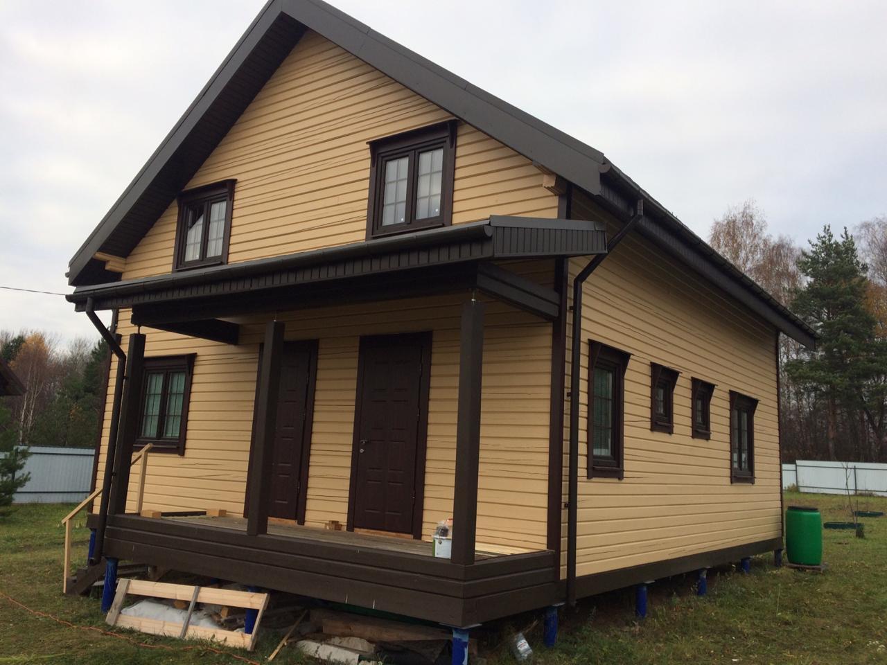 Финские наличники на окна в дом