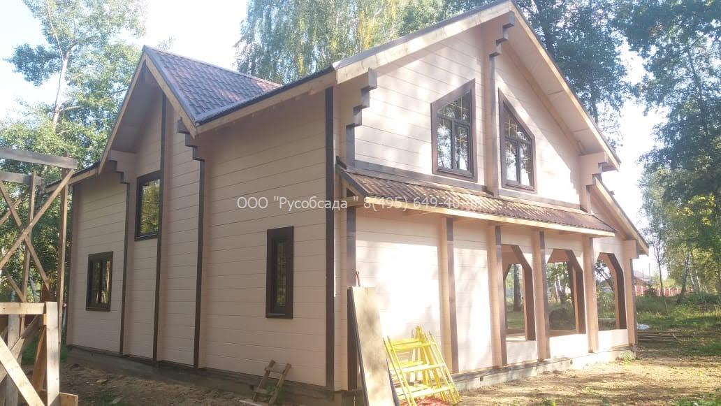 окна в деревянный дом