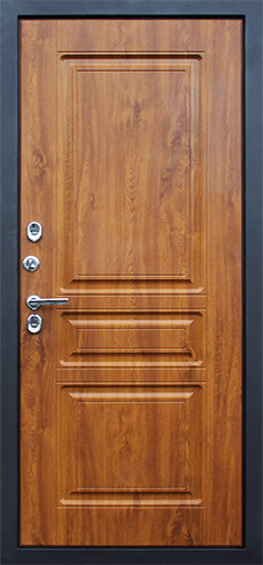 Стальная дверь Геркулес внутри